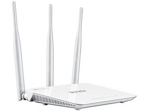 Ruteador Inalámbrico Tenda FH303 Wireless N, hasta 300Mbps, 3 Antenas Omnidireccionales.