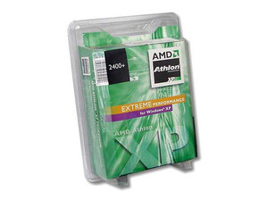 Procesador AMD Athlon XP 2400+, BUS 266Mhz, Socket A, 384KB, en caja