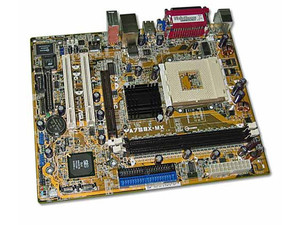 T. Madre ASUS A7S8X-MX, ChipSet SiS 741GX,