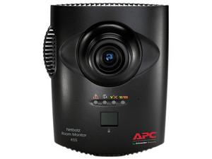 Monitor APC para sala NetBotz 455 con inyector PoE de 120/240 V