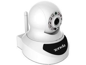 Cámara IP de vigilancia tipo Domo Tenda C50S de alta definición 720p (1280x720), 1.3MP.