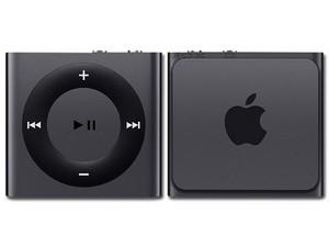 Apple iPod Shuffle de 2GB. Gris espacial.