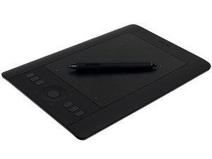 Tableta Gráfica Inalámbrica Wacom Intuos Pro Creative Pen & Touch Small.