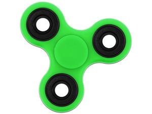 Hand Spinner Color Verde.