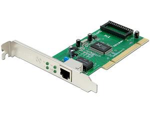 T. de Red TP-LINK Card de 10/100/1000 Mbps, PCI.
