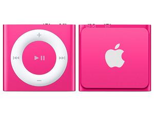Apple iPod Shuffle de 2GB. Rosa.