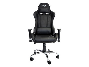 Silla Gamer Naceb NA-0914 Black OPS. Color Negro.
