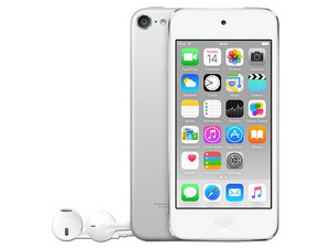 iPod touch de 32 GB, Plateado.