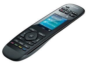 "Control Universal Logitech Harmony Ultimate One con pantalla touch de 2.4\"". Color Negro."