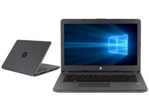 """Laptop HP 240 G6: Procesador Intel Celeron N 3060 (hasta 2.48 GHz), Memoria de 4GB DDR3L, Almacenamiento de 32GB, Pantalla de 14\"""" LED, Video HD Graphics, S.O. Windows 10 Pro, Incluye tarjeta eLife Drive de 2TB almacenamiento en la nube por un año."""