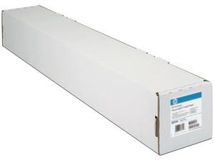 "Rollo de Papel Recubierto HP C6980A, 36\"" x 91.4 m, Para Impresoras HP Designjet."