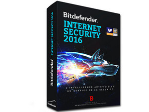 Bitdefender Internet Security Multi-Dispositivos 2016, 2 Años (10 Usuarios).