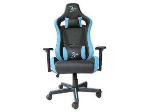 Silla Gaming Workwell KW-G102 Champion. Color azul.