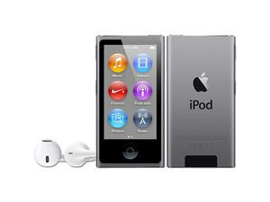 Apple presenta el nuevo iPod nano con cámara de