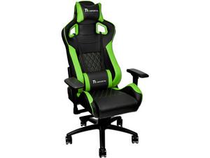 Silla Gaming Thermaltake Tt eSPORTS GT Fit. Verde/Negro.