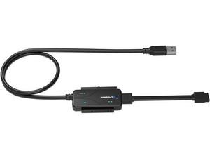 Adaptador Sabrent USB 3.0 a SATA/ IDE