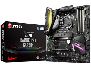T. Madre MSI Z370 GAMING PRO CARBON, Chipset Intel Z370,