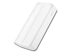 Bocina portátil recargable TSST Handy, Bluetooth, Color Blanca.