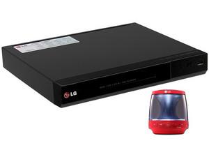 Reproductor de DVD LG, Región 4, USB, Incluye Bocina portátil PH1L