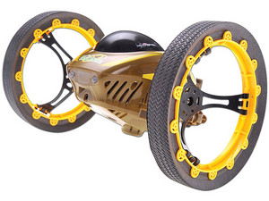 Carro de control remoto Gyro GS359. Color Amarillo.