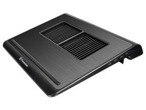 Base para Laptop Thermaltake Allways Control con 2 ventiladores, 4 puertos USB y Control de Ventilador.
