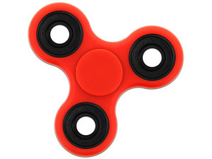 Hand Spinner Color Rojo.