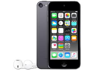iPod touch de 64 GB, Gris espacial.