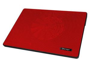 """Base para Laptop Vorago 201 para Laptops de hasta 15\"""", 1 ventilador."""