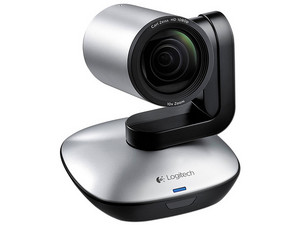 Cámara Web Logitech PTZ Pro Camera, Video Full HD 1080p, USB.