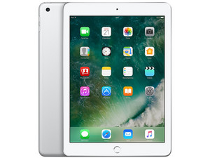 iPad 9.7 Wi-Fi + Cellular de 32 GB, Plata.