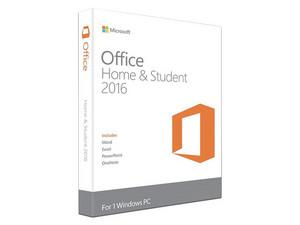 Microsoft OfficeHogar y Estudiantes 2016, 1 PC, (32/64 Bits).