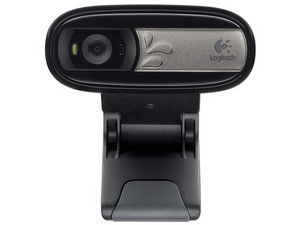Cámara Web HD Logitech C170 de 5MP, resolución 1024 x 768, USB 2.0.