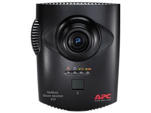 Monitor APC para sala NetBotz 355 con inyector PoE de 120/240 V