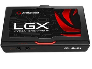 Tarjeta Capturadora de Video AVERMEDIA GC550 Live Gamer EXTREME, Full HD 60FPS, USB 3.0.