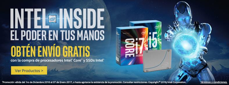 Ofertas Especiales Intel