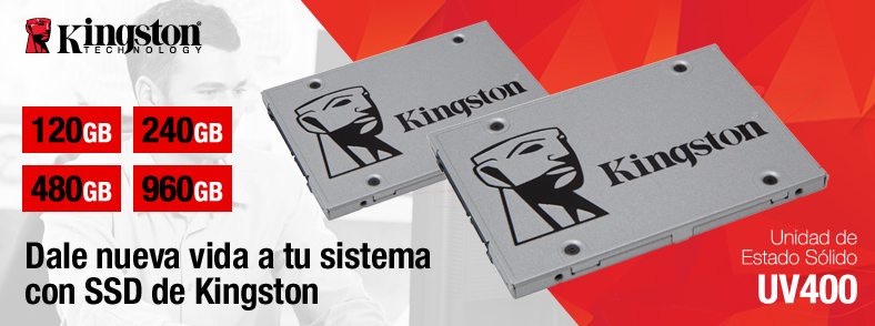 Ofertas Especiales Kingston