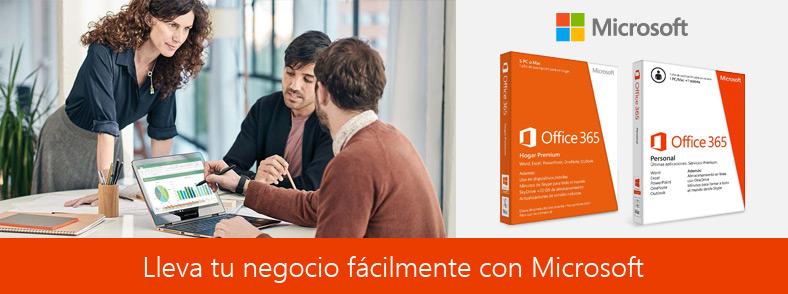 Ofertas Especiales Microsoft