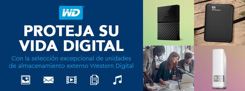 Ofertas Especiales Western Digital