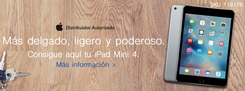 Banner Oferta Especial iPad mini 4