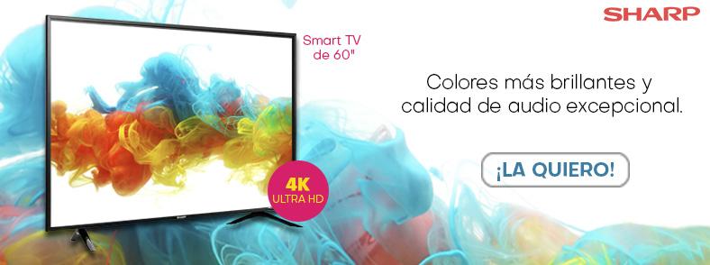Banner Oferta Especial TV SHARP