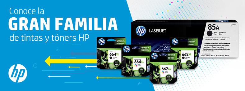 Ofertas Especiales HP Tintas y Toners