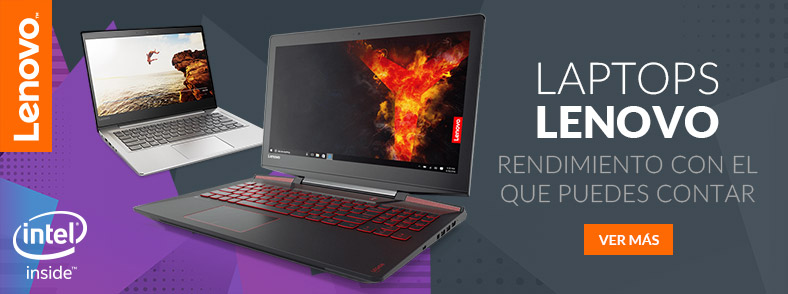 Ofertas Especiales Lenovo Laptops