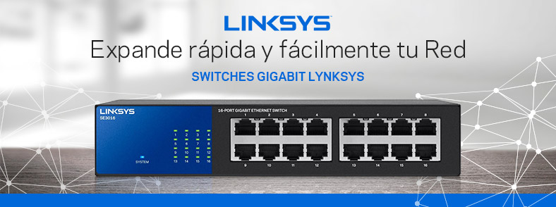 Ofertas Especiales Linksys