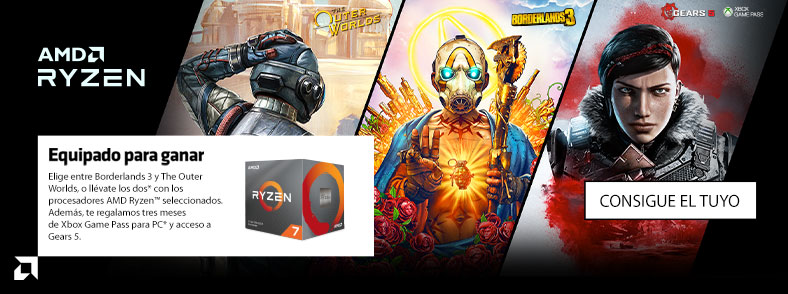AMD Ryzen Game Bundle