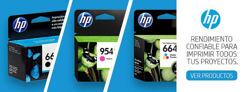 Ofertas Especiales HP Tintas