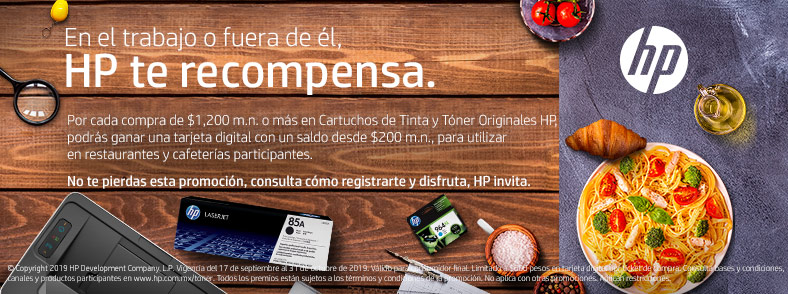 HP te Recompensa