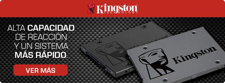 Ofertas Especiales Kingston