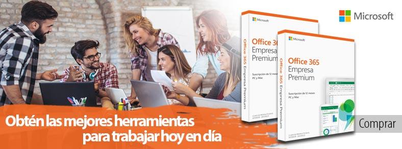 Ofertas Especiales Microsoft Office