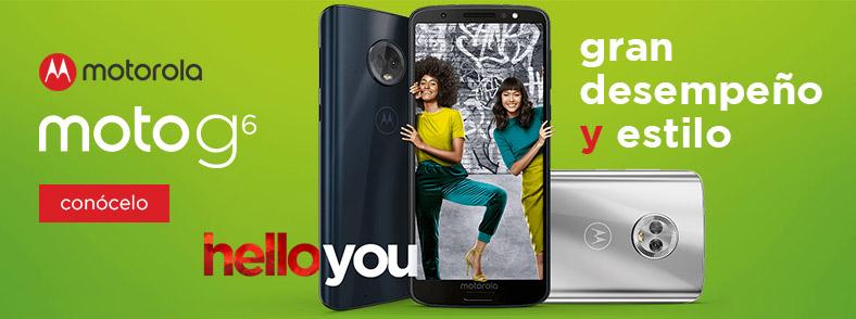 Ofertas Especiales Motorola