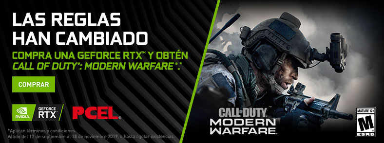 NVIDIA CALL OF DUTY MW BUNDLE
